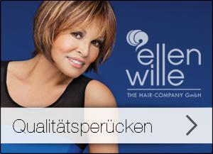 Qualitäts-Perücken von Ellen Wille