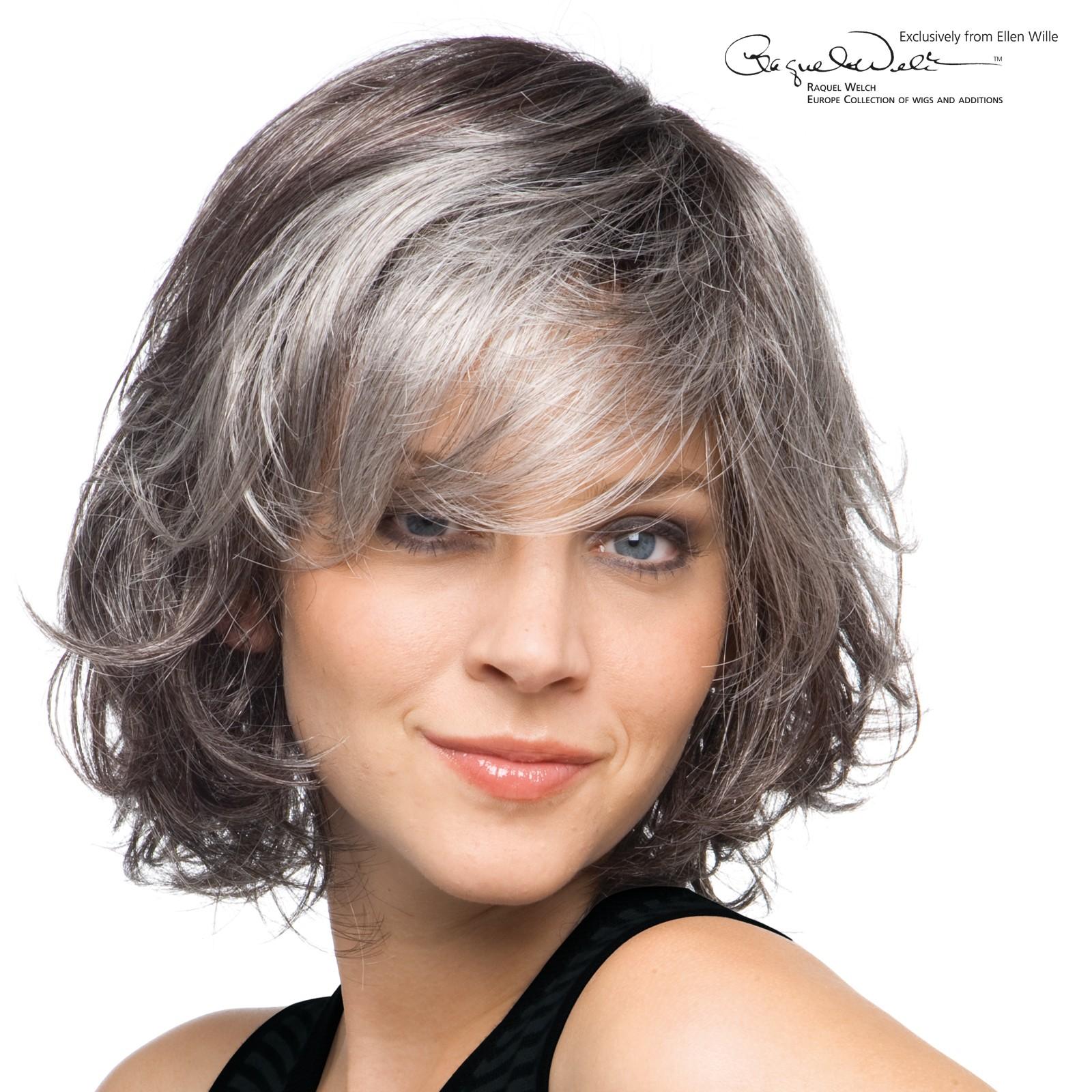 Frisuren Graue Haare Locken Moderne Frisuren